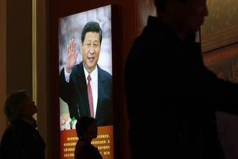 China's Xi Jinping Tightens His Hold on Communist Party | YGlobalBiz Education | Scoop.it