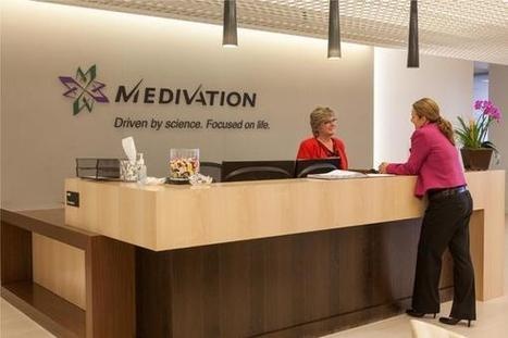 Breaking: Pfizer likely to buy Medivation for $14B   Biotech, Pharmas and ideas   Scoop.it