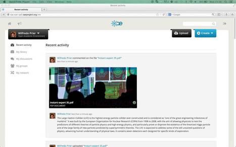 Apereo OAE - Cardinal release - YouTube   OAE   Scoop.it