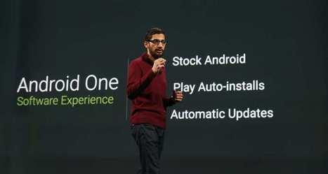 Google décline Android dans les voitures et les téléviseurs | Inside Google | Scoop.it