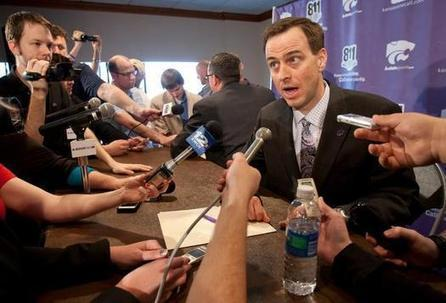 Kansas State athletic director John Currie pushes for more upgrades ... | Evolution of Sports Ethics | Scoop.it