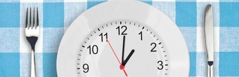 L'heure du lunch influence la perte de poids | Nutrition, Santé & Action | Scoop.it