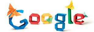 Love the Google origami to honor Akira Yoshizawa (died 14 March 2005) | Entrepreneurship, Innovation | Scoop.it