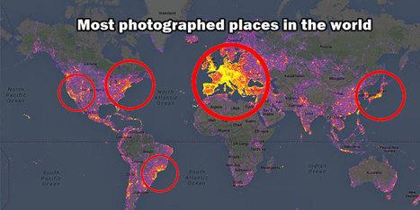 38 Maps They Didn't Teach You At School (Part II) | Aardrijkskunde | Scoop.it