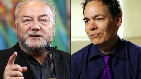 Mayoral race: Galloway & Keiser vow to tackle white collar crime in City of London | THE  SPOT | Scoop.it