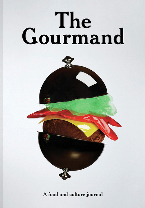 The Gourmand is back with dual fast food-themed covers for issue six | What's new in Visual Communication? | Scoop.it