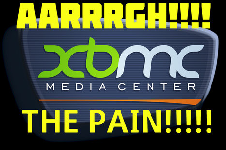 XBMC's Add-On Corruption Cringe-fest | UX Wins, Fails, and WTFs | Scoop.it