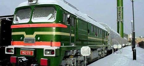Le terrifiant train nucléaire russe sera opérationnel en 2018 | Think outside the Box | Scoop.it