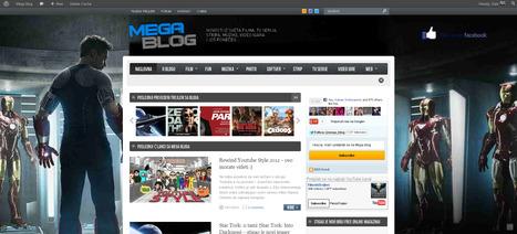 Mega blog   Mega blog : filmski trejleri   Scoop.it