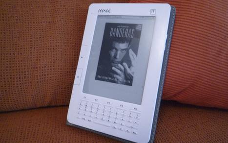 Mi ebook leído en un ereader | Gadwoman | Libros electrónicos | Scoop.it