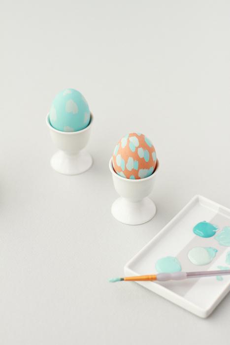 { DIY } 30 idées créatives pour sa décoration de pâques | décoration & déco | Scoop.it