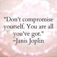 All About Living With Life: 15 Compromise Quotes to Remind You Not to Compromise | You & Your  Life | Scoop.it