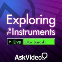 Live 9 104: Exploring The Instruments Video Tutorial - macProVideo.com | PRO Tutorials - Music Production | Scoop.it
