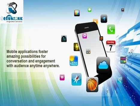 Scrumlink : Mobile Apps Development Companies USA | Mobile Application Development Companies | Scoop.it