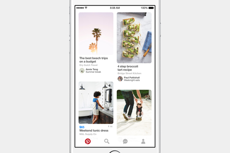 Our fastest, cleanest app yet | Pinterest | Scoop.it