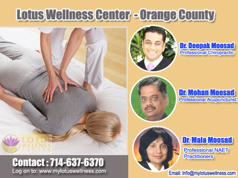 Orange County Chiropractic, Acupuncture, Naet, Doctors | Chiropractic Doctors Califronia | Scoop.it