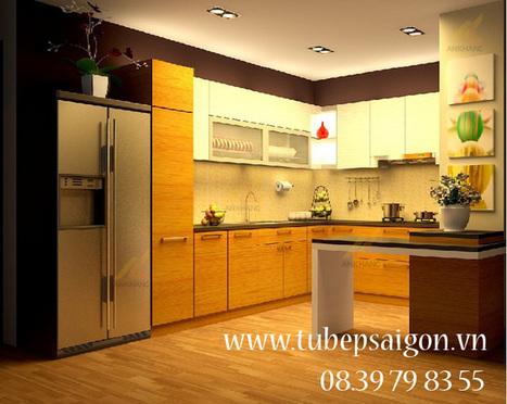 Tủ bếp đẹp 2013 - Tủ bếp sài gòn - Nội thất An Khang | Tủ Bếp Sài Gòn Cao Cấp | Scoop.it