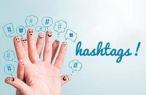 Tout savoir sur le #hashtag - Cymbioz | La Lorgnette | Scoop.it