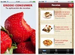 Una aplicación móvil de Eroski facilita recetas de cocina GLUTEN FREE! | Gluten free! | Scoop.it