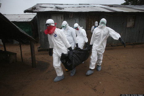 Photos From The Frontline Of Liberia's Deadly Ebola Outbreak | ApocalypseSurvival | Scoop.it