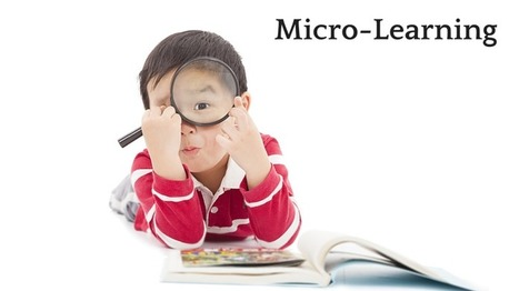 Is the Microlearning solution the new black? | Edumorfosis.it | Scoop.it