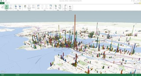 A Microsoft Power BI Power Map - Good Gear Guide | ALL ABOUT BUSINESS INTELLIGENCE | Scoop.it