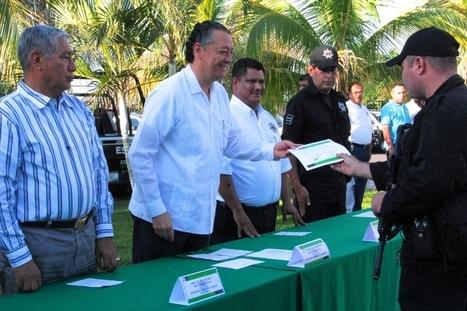 Reconoce Rogelio Rueda trabajo de la SSP en beneficio de la población | Noticias Colima | Scoop.it