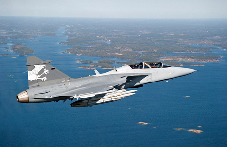 Brazilian Government Selects Gripen! | Fighter Jet News | Scoop.it