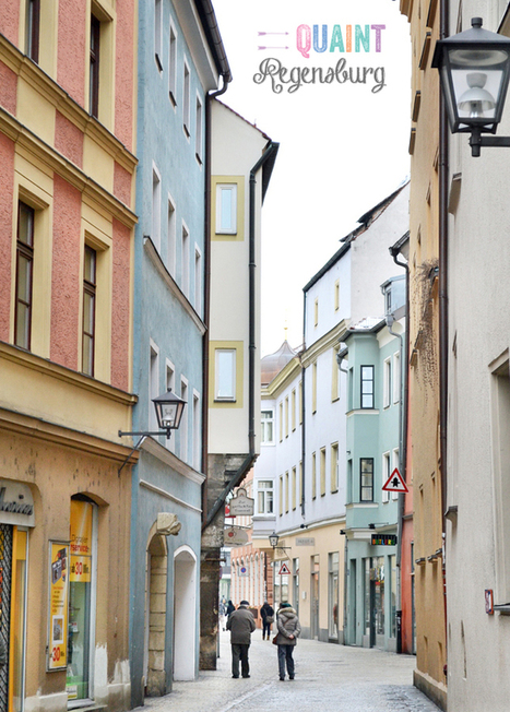 Happy Interior Blog: From Place To Space: Quaint Regensburg | What Surrounds You | Scoop.it