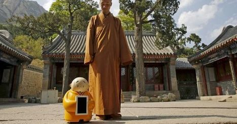 Robot Monk helps spread Buddhism in China | Technology in Business Today | Scoop.it