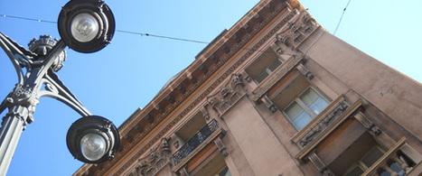 Expo Paysage linéaires | L'Art Renouvelle le Lycée, le Collège, la Ville et l'Université | Laurent Galland | MUSÉO, ARTS ET SPECTACLES | Scoop.it