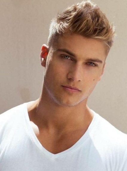 Spiky Hairstyles For Men   Model Haircuts   Scoop.it