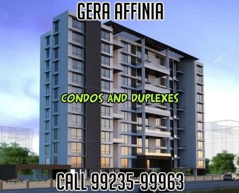 Gera Affinia Baner Pune   Real Estate   Scoop.it