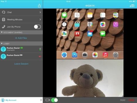Slingshot review: the ultimate cross-platform video conferencing tool | Mobile | Scoop.it