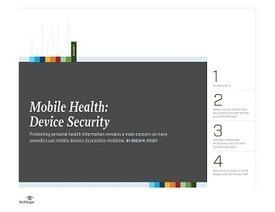 Mobile health handbook: Understanding device security | Mobile Health News | Scoop.it