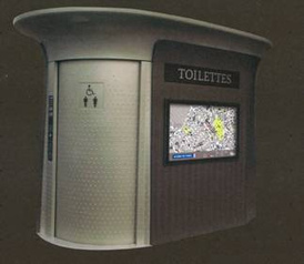 """Toilettes publiques"" 