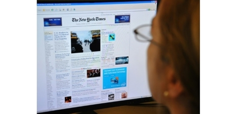 Le New York Times revendique un million d'abonnés numériques payants | DocPresseESJ | Scoop.it