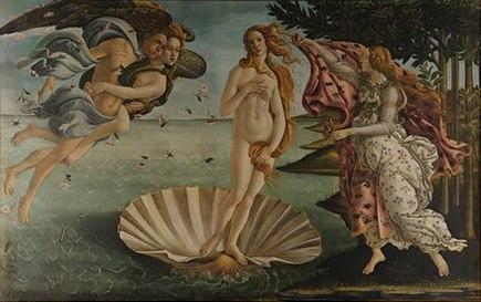 #060 ❘ La Naissance de Vénus (v.1483-1485)  ❘ SANDRO BOTTICELLI (1445 - 1510) | # HISTOIRE DES ARTS - UN JOUR, UNE OEUVRE - 2013 | Scoop.it