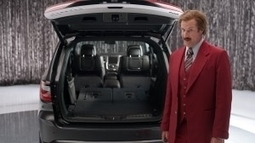 How Chrysler's Francois Scored Marketing Gold In Will Ferrell | Marketing Research | Scoop.it