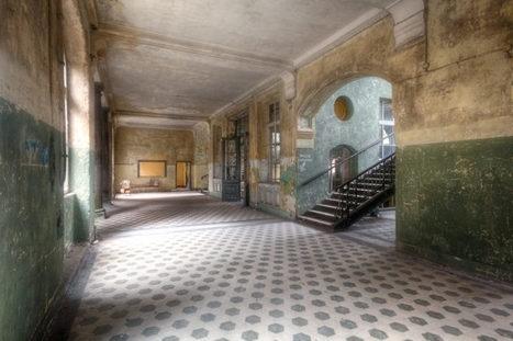Hitler's Hospital: Exploring the Huge Abandoned Beelitz Hospital Complex | Backstage Rituals | Scoop.it