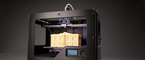 6 curiosidades sobre la impresión 3D que quizá no sabías | Impresoras 3D y cambio de era | Scoop.it