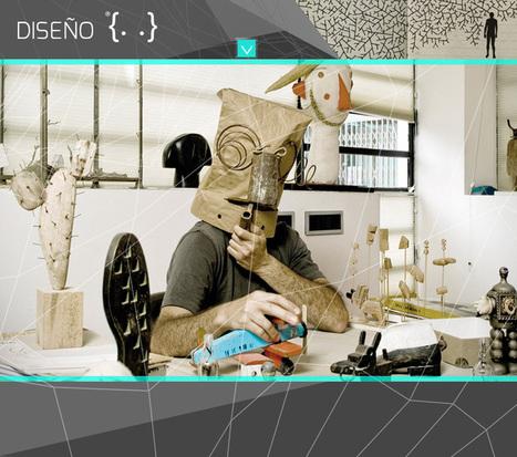 Grandes Diseñadores: Pep Carrió e Isidro Ferrer   Social, Seo, Web, Diseño   Scoop.it