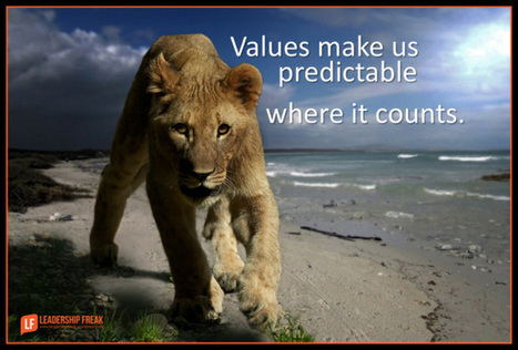 Giving Teeth to the Lion   Leadership Values   Scoop.it