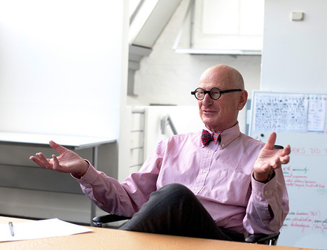 branding pioneer wally olins has died aged 83 | What's new in Visual Communication? | Scoop.it