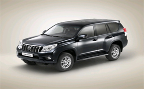Toyota Land Cruiser V6 for Rental | Toyota Rent a Car | Scoop.it