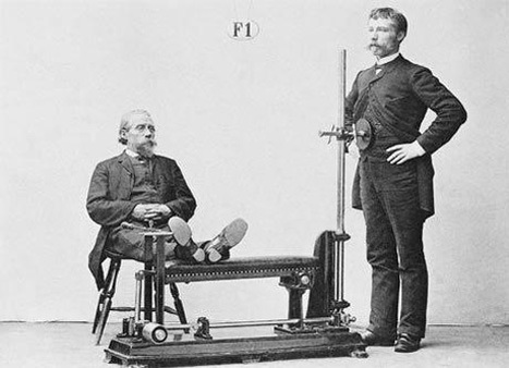 Too Lazy To Work Out? Machines That Exercise for You, From Victorian Era to Now | A Cultural History of Advertising | Scoop.it