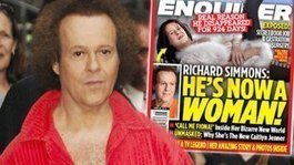 "Sex Change Bombshell: Richard Simmons Is Secretly Living As A Woman! | ""FOLLIEWOOD"" 
