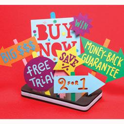 Los usuarios nos dan sus 7 razones por las que la publicidad móvil no | Modelos y técnicas de comunicacion | Scoop.it