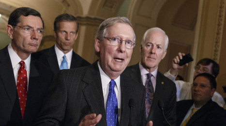 Senate Republicans Filibuster Equal Pay For Women Bill | Upsetment | Scoop.it