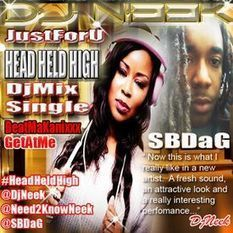 GetAtMe - Dj Neek Head Held High ft SbdaG DjSingleMix ft. SBDaG (who said a battle rapper cant sell...?) uploaded by GetAtMe - Download | Audiomack | GetAtMe | Scoop.it